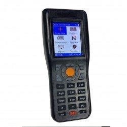 Draadloze Barcodesscanner 1D barcodes Data Collector met scherm| 2.4Ghz
